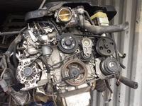 Двигатель и Акпп на Cadillac CTS 3.6 2011 в Алматы