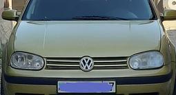 Volkswagen Golf 1999 года за 2 200 000 тг. в Шымкент – фото 2