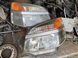 Передние фары Toyota Noah (2001-2007) за 25 000 тг. в Алматы – фото 3