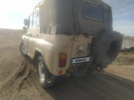 УАЗ 469 1989 года за 650 000 тг. в Экибастуз – фото 4