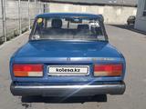 ВАЗ (Lada) 2107 2007 года за 400 000 тг. в Кокшетау – фото 5