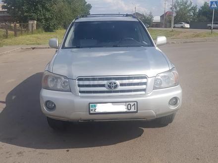 Toyota Highlander 2006 года за 6 250 000 тг. в Нур-Султан (Астана)