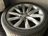 Диски R 19 С Ризиной Audi A7 за 260 000 тг. в Шымкент