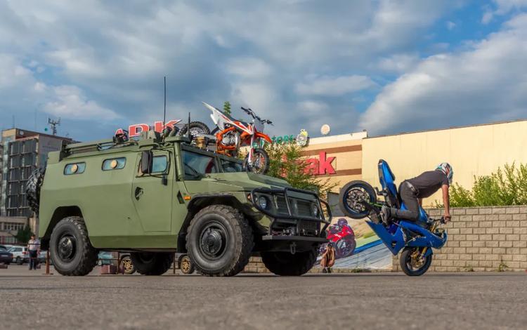 ГАЗ 2330 (Тигр) 2014 года за 32 000 017 тг. в Алматы