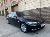 BMW 525 2010 года за 7 600 000 тг. в Алматы – фото 2