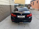 BMW 525 2010 года за 7 600 000 тг. в Алматы – фото 3
