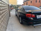BMW 525 2010 года за 7 600 000 тг. в Алматы – фото 4