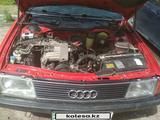 Audi 100 1989 года за 1 600 000 тг. в Алматы – фото 5