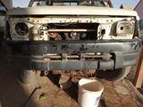 Передние и задние бампер на Тойота Хайлюкс пикап за 35 000 тг. в Атырау – фото 4