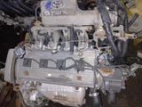 Контрактные двигатели из Японий на Тойоту Карина 7A-FE 1.8 за 215 000 тг. в Алматы