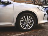 Toyota Camry 2016 года за 10 450 000 тг. в Нур-Султан (Астана) – фото 5