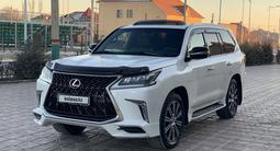 Lexus LX 570 2018 года за 44 000 000 тг. в Кызылорда – фото 3