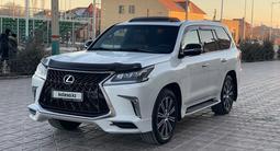 Lexus LX 570 2018 года за 44 000 000 тг. в Кызылорда – фото 5