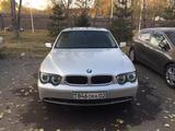 BMW 735 2001 года за 3 500 000 тг. в Алматы – фото 3
