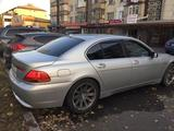 BMW 735 2001 года за 3 500 000 тг. в Алматы – фото 5