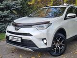 Toyota RAV 4 2018 года за 13 600 000 тг. в Алматы