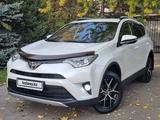 Toyota RAV 4 2018 года за 13 600 000 тг. в Алматы – фото 3