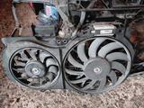 Диффузор, вентиляторы на Audi a4 b7 Ауди а4 б7 2005-2009… за 50 000 тг. в Алматы
