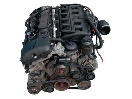 Двигатель м54 2, 0 (Японец Без навесного) за 200 000 тг. в Алматы