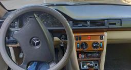 Mercedes-Benz E 230 1992 года за 1 700 000 тг. в Балхаш – фото 5
