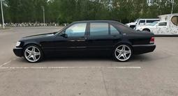 Mercedes-Benz S 600 1996 года за 6 500 000 тг. в Нур-Султан (Астана) – фото 2