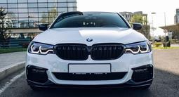 BMW 530 2018 года за 19 900 000 тг. в Алматы – фото 2
