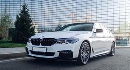 BMW 530 2018 года за 19 900 000 тг. в Алматы – фото 5