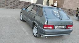 ВАЗ (Lada) 2114 (хэтчбек) 2008 года за 670 000 тг. в Караганда – фото 5