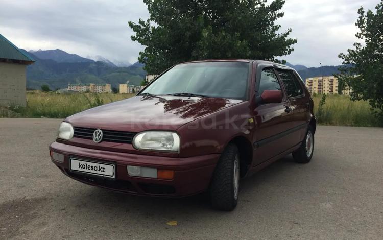 Volkswagen Golf 1994 года за 1 200 000 тг. в Алматы