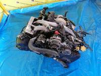 Двигатель Subaru Impreza GH2 EL154 за 216 794 тг. в Алматы