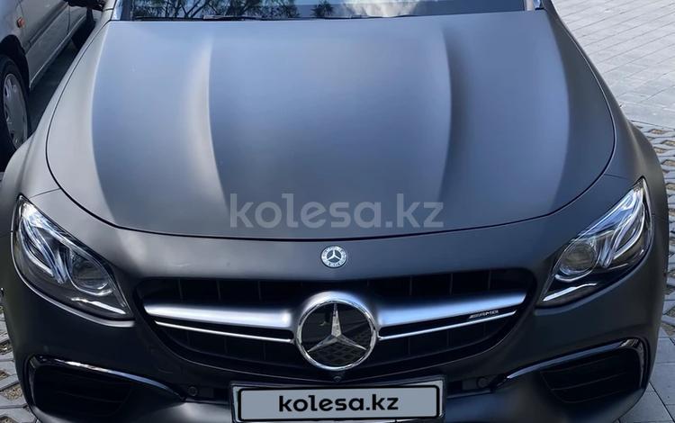 Mercedes-Benz E 63 AMG 2017 года за 39 000 000 тг. в Алматы