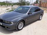 BMW 535 2002 года за 3 700 000 тг. в Актау – фото 2