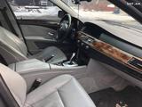 BMW 523 2008 года за 4 700 000 тг. в Алматы – фото 2