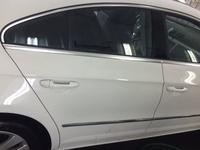 Дверь правая на пассат сс Volkswagen passat CC за 85 000 тг. в Алматы