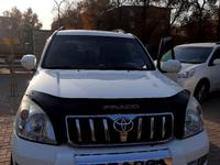 Toyota Land Cruiser Prado 2007 года за 9 550 000 тг. в Алматы