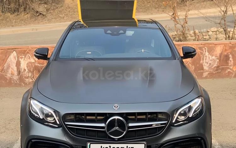 Mercedes-Benz E 63 AMG 2017 года за 48 000 000 тг. в Нур-Султан (Астана)