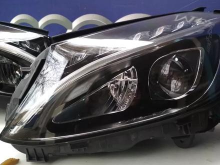 Фары Мерседес W 205 однолинзовые за 180 000 тг. в Алматы – фото 2