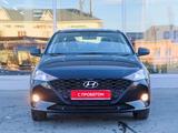 Hyundai Accent 2021 года за 8 750 000 тг. в Кызылорда – фото 5