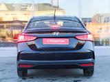 Hyundai Accent 2021 года за 8 750 000 тг. в Кызылорда – фото 4