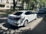 Lexus IS 250 2008 года за 5 200 000 тг. в Алматы – фото 5