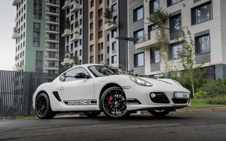 Porsche Cayman 2011 года за 21 000 000 тг. в Алматы