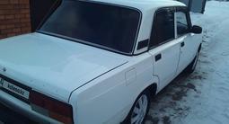 ВАЗ (Lada) 2107 2011 года за 850 000 тг. в Кокшетау – фото 4