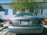 Nissan Sentra 2001 года за 1 250 000 тг. в Туркестан – фото 5