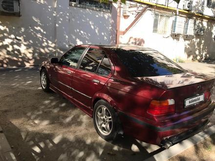BMW 318 1991 года за 1 400 000 тг. в Шымкент – фото 2