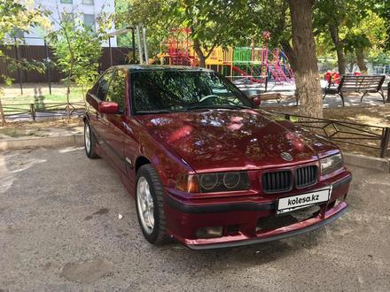 BMW 318 1991 года за 1 400 000 тг. в Шымкент – фото 5