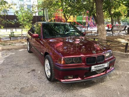 BMW 318 1991 года за 1 400 000 тг. в Шымкент – фото 6
