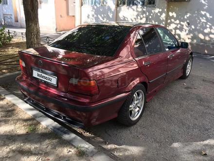 BMW 318 1991 года за 1 400 000 тг. в Шымкент – фото 7