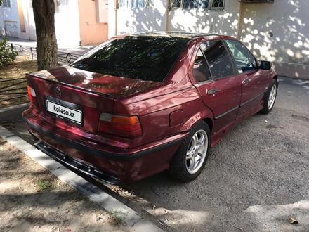 BMW 318 1991 года за 1 400 000 тг. в Шымкент – фото 8