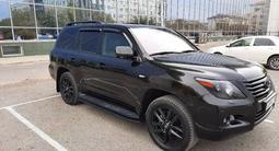 Lexus LX 570 2011 года за 16 000 000 тг. в Актобе – фото 4