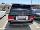 Lexus LX 470 2005 года за 7 600 000 тг. в Шымкент – фото 3